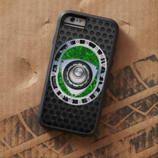 Caja dura del motor rotatorio del iPhone 6 Funda De iPhone 6 Tough Xtreme