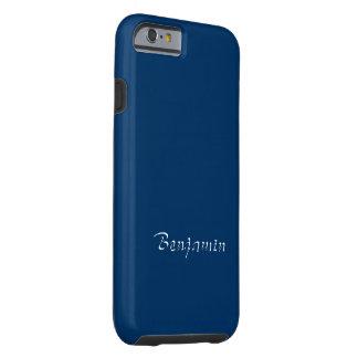 Caja dura gris del iPhone 6 de Benjamin Xtreme Funda Resistente iPhone 6