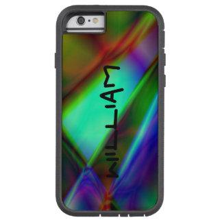 Caja dura personalizada del iPhone multicolor Funda Tough Xtreme iPhone 6