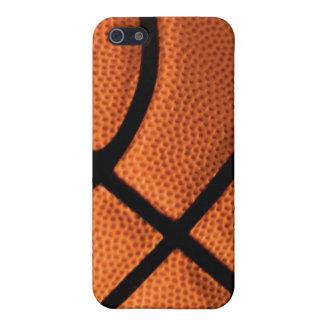 Caja dura Tela-Embutida Fitted™ de Speck® Shell iPhone 5 Cárcasa