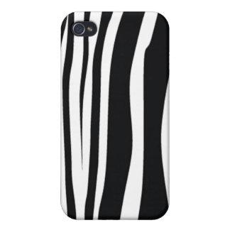 Caja elegante de moda de la mota del iPhone 4/4S d iPhone 4 Protectores