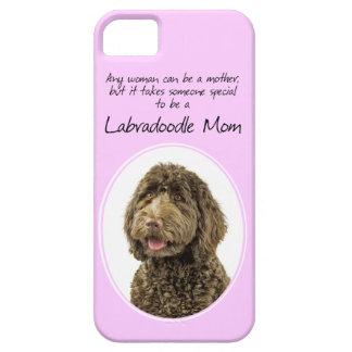 Caja elegante del teléfono de la mamá de Labradood iPhone 5 Case-Mate Carcasas