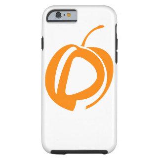 Caja elegante del teléfono de TheOrangePlum Funda De iPhone 6 Tough