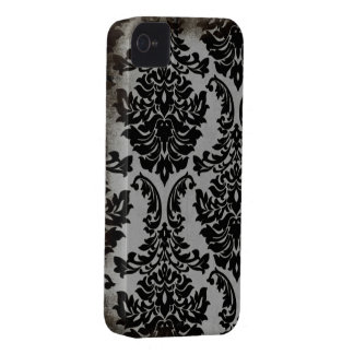 Caja elegante llevada negra del iphone 4 del Case-Mate iPhone 4 carcasa