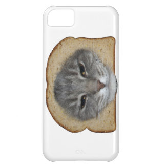 Caja empanada del iPhone del gato