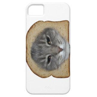 Caja empanada del iPhone del gato iPhone 5 Cárcasas