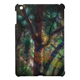 caja encantada del ipad del bosque de la secoya