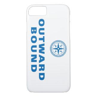 Caja encuadernada exterior del teléfono funda iPhone 7