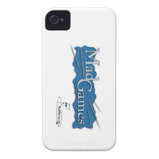 """Caja enojada de Blackberry de los """"juegos iPhone 4 Cárcasas"""