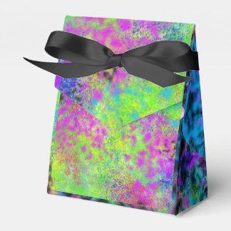 Caja enrrollada del favor de la tienda de los caja para regalos de fiestas