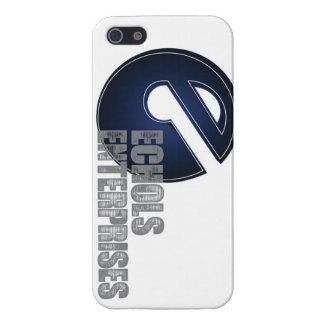 Caja Ent del teléfono 5 de E I iPhone 5 Coberturas