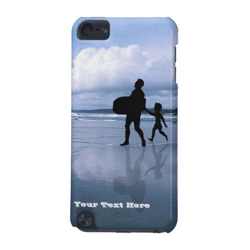 Caja espectacular de iPod de la opinión del océano Funda Para iPod Touch 5G