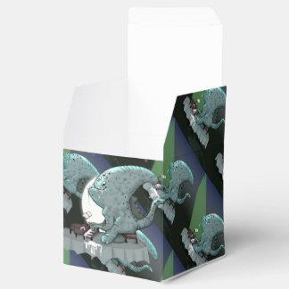 Caja EXTRANJERA del favor de la obra clásica 2x2 Cajas Para Regalos