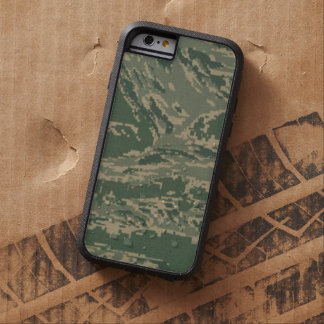 Caja extrema dura verde militar del iPhone 6 de Funda Para iPhone 6 Tough Xtreme