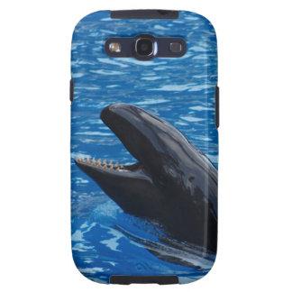 Caja falsa de la galaxia de Samsung de la orca Galaxy S3 Coberturas