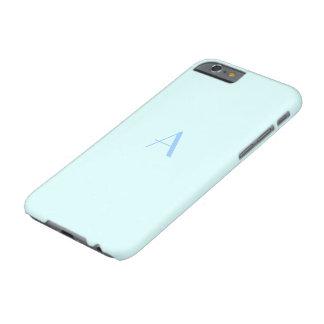 Caja femenina de los azules cielos iPhone6 con el Funda Para iPhone 6 Barely There