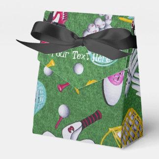 Caja femenina personalizada del favor del modelo cajas para regalos