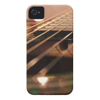 Caja fina de Blackberry del guitarrista de la iPhone 4 Cárcasa