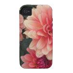Caja floral de la casamata del iPhone 4/iPhone 4S iPhone 4 Fundas