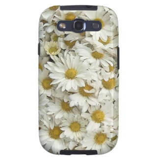 Caja floral del teléfono del compañero del caso de galaxy s3 cobertura