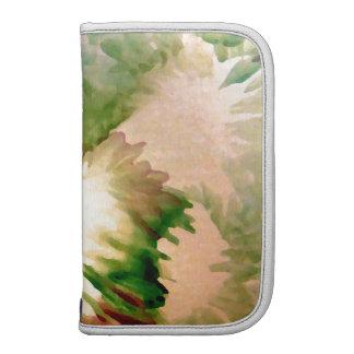 Caja floral del teléfono del planificador del