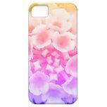 Caja floral del teléfono iPhone 5 Case-Mate funda