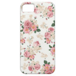 Caja floral en colores pastel del iPhone 5/5S iPhone 5 Coberturas