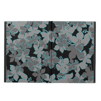 Caja floral hawaiana del aire del iPad del iCase