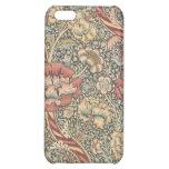 Caja floral iPhone4 de la mota del estampado del V