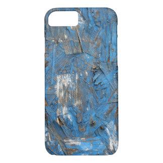 Caja formada escamas azul del iPhone de la pintura Funda iPhone 7