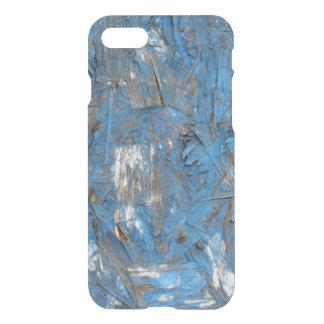 Caja formada escamas azul del iPhone de la pintura Funda Para iPhone 7
