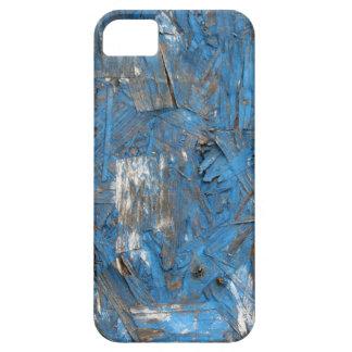 Caja formada escamas azul del iPhone de la pintura Funda Para iPhone SE/5/5s