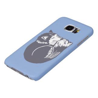 Caja fornida de la galaxia S6 de Samsung de los Funda Samsung Galaxy S6