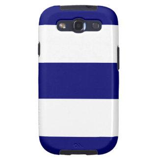 Caja fresca de la galaxia de Samsung de los azules Galaxy SIII Cárcasas