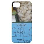 Caja fresca del ajo iPhone5 iPhone 5 Cárcasa