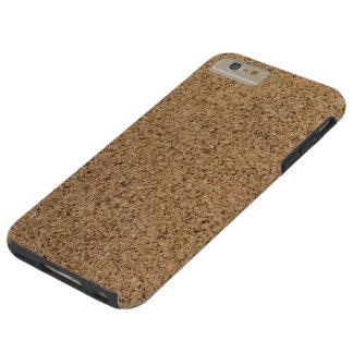 ¡Caja fresca del corcho para el iPhone 6 más, Funda Para iPhone 6 Plus Tough