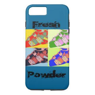 Caja fresca del teléfono del polvo funda iPhone 7 plus