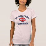 Caja fuerte de la sensación en el sueño de la noch camisetas
