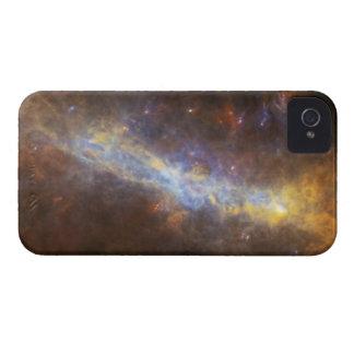 Caja galáctica deformada del iPhone 4/4S del Carcasa Para iPhone 4 De Case-Mate