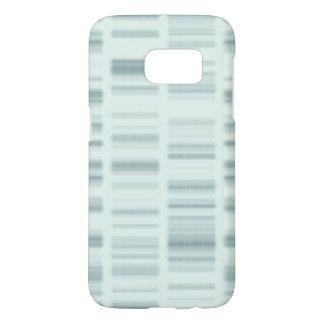 Caja genética del teléfono del perfil de la DNA Fundas Samsung Galaxy S7