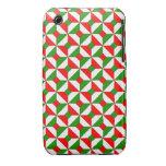 Caja geométrica de la casamata del iPhone 3 del Case-Mate iPhone 3 Protectores