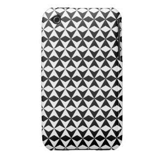 Caja geométrica de la casamata del iPhone 3 del Funda Para iPhone 3