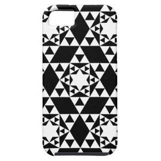 Caja geométrica de la casamata del iPhone 5 del Funda Para iPhone SE/5/5s