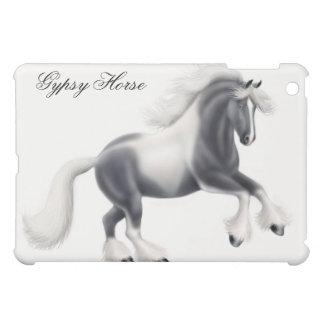 Caja gitana de la mota del caballo de la mazorca