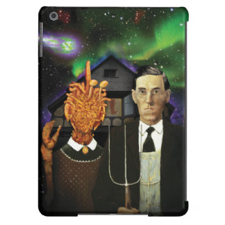 Caja gótica del aire del iPad de Lovecraftian Funda Para iPad Air