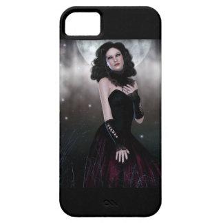 Caja gótica del teléfono iPhone 5 Case-Mate cárcasa