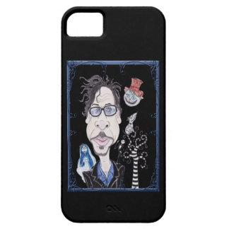 Caja gótica oscura del teléfono de la caricatura iPhone 5 Case-Mate protector