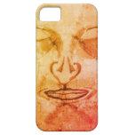 caja grande de la cara iPhone 5 Case-Mate coberturas