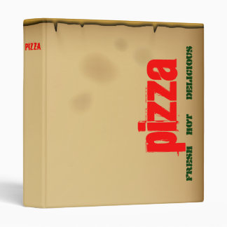 """Caja grasienta de la pizza carpeta 1"""""""