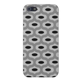 Caja gris clásica de IPhone iPhone 5 Funda